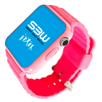 Часы Smart Baby Watch SBW PLUS (Розовый)
