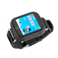 Детские часы с GPS Smart Baby watch Q90 Black