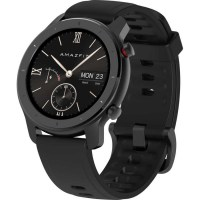 Смарт-часы Xiaomi Amazfit GTR 42mm, Starry Black (Global)
