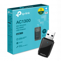 WiFi USB адаптер TP-Link Archer T3U AC1300 Mini