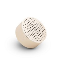 Портативная колонка Xiaomi Bluetooth Mi Portable Round Box Gold RU