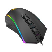 Мышь Defender Memeanlion Chroma RGB Black USB